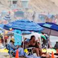 Crowded Beach-1